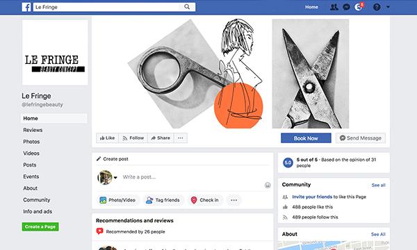IE_Facebook widget